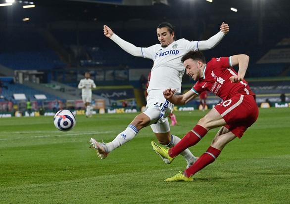 Liverpool bị Leeds cầm hòa những phút cuối, lỡ cơ hội vào top 4 - Ảnh 1.