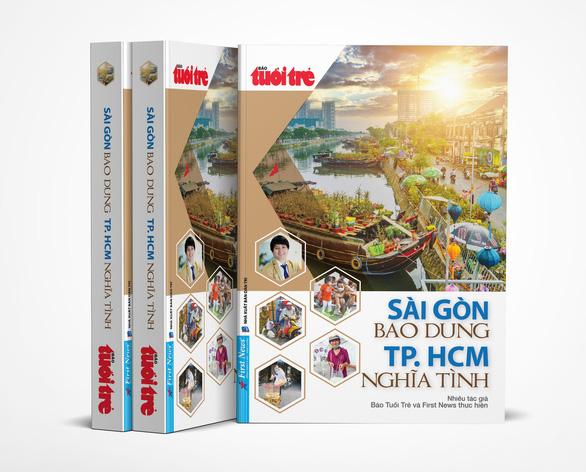 Công bố giải thưởng Sài Gòn bao dung - TP.HCM nghĩa tình - Ảnh 1.