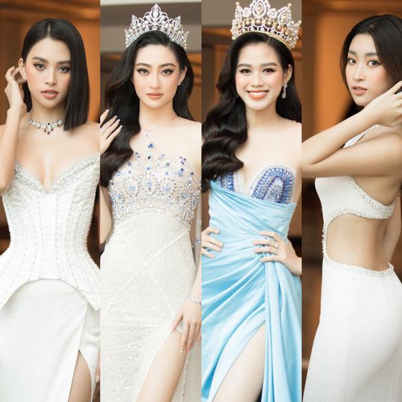 4 hoa hậu Mỹ Linh, Tiểu Vy, Thùy Linh, Đỗ Hà làm chủ tịch danh dự câu lạc bộ từ thiện - Ảnh 1.