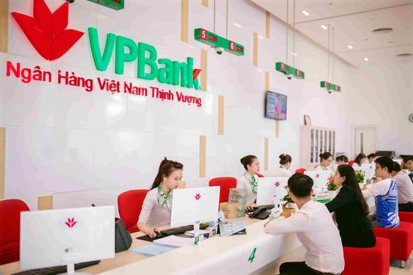 VPBank đạt lợi nhuận 4.000 tỉ đồng trong quý đầu năm - Ảnh 1.
