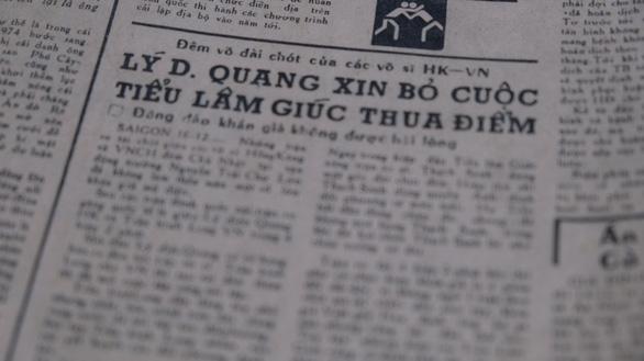 Bí ẩn những lò võ Gò Công - Kỳ 3: Hạ gục môn đồ Lý Tiểu Long - Ảnh 2.