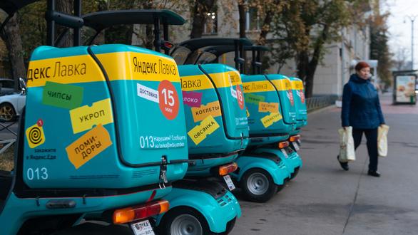Dịch vụ giao hàng tạp hóa tại nhà là thị trường mới nổi - Ảnh 1.