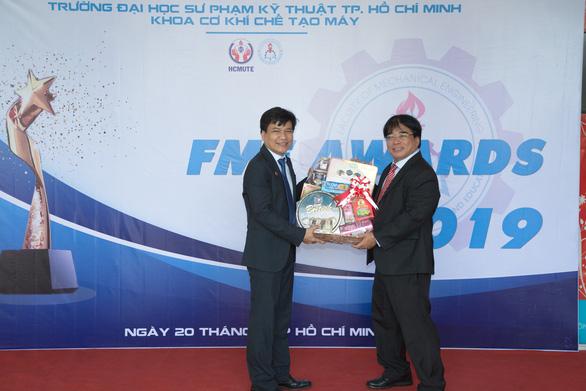 Trường ĐH Sư phạm kỹ thuật TP.HCM chọn ông Nguyễn Trường Thịnh làm hiệu trưởng - Ảnh 1.