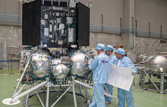 Nga quay trở lại cuộc đua thám hiểm Mặt trăng - Ảnh 1.