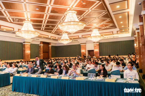 Các doanh nghiệp logistics Việt Nam: Muốn đi xa thì phải đi cùng nhau - Ảnh 1.