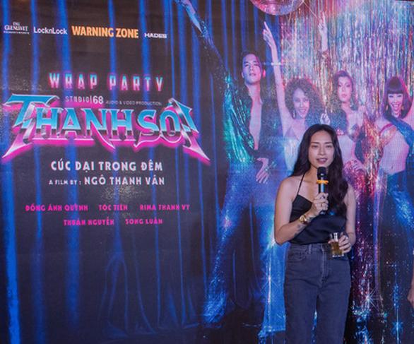 Ngô Thanh Vân kiệt sức sau 74 ngày quay Thanh Sói, HHen Niê hóa đả nữ trong phim mới - Ảnh 3.