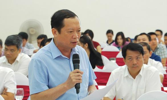 Khởi tố cựu trưởng Ban Dân tộc tỉnh Nghệ An - Ảnh 1.