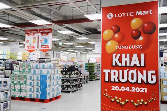Khai trương trung tâm thương mại LOTTE Mart Gold Coast Nha Trang - Ảnh 1.