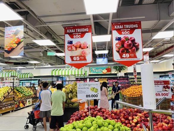 Khai trương trung tâm thương mại LOTTE Mart Gold Coast Nha Trang - Ảnh 2.