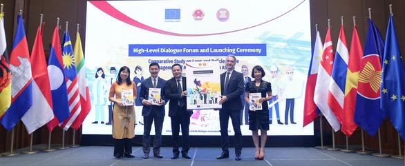 10 nước ASEAN đồng lòng ra mắt nghiên cứu di cư để theo kịp EU - Ảnh 1.