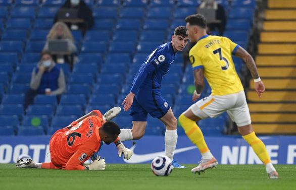 Brighton chơi tử thủ, Chelsea đành bó tay - Ảnh 1.