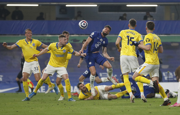 Brighton chơi tử thủ, Chelsea đành bó tay - Ảnh 2.