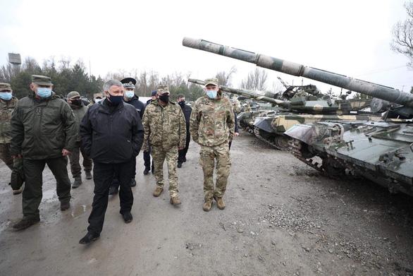 Vẫn nóng biên giới Nga - Ukraine - Ảnh 1.