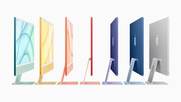 Apple tung iPhone 12 tím, iMac và iPad Pro dùng chip M1 - Ảnh 2.