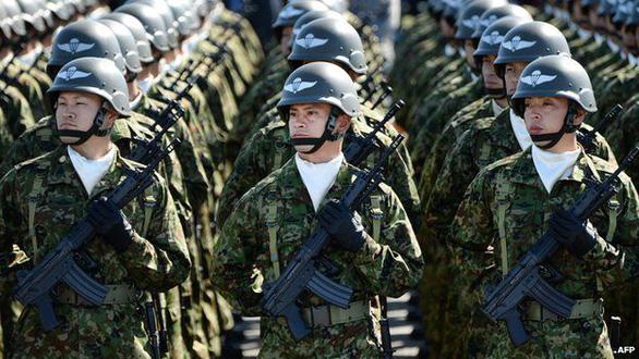 Nhật tuyên bố không can dự nếu Đài Loan bị tấn công - Ảnh 1.