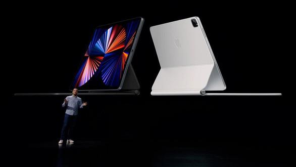 Apple tung iPhone 12 tím, iMac và iPad Pro dùng chip M1 - Ảnh 1.