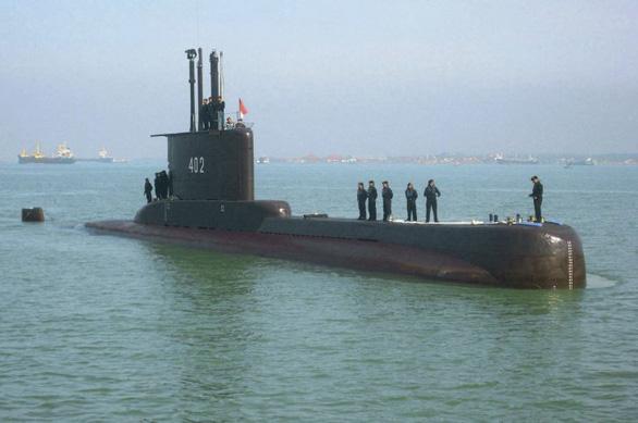 Quá giờ báo cáo nhưng tàu ngầm Indonesia không có tín hiệu, trên tàu có 53 người - Ảnh 1.