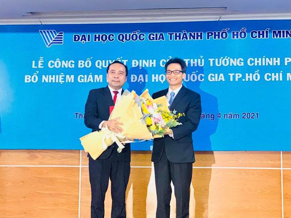 Năm 2030, Đại học Quốc gia TP.HCM nằm trong nhóm 100 đại học hàng đầu châu Á - Ảnh 1.