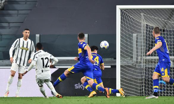 Ronaldo 'tịt ngòi, Juventus lội ngược dòng trước Parma nhờ hàng thủ - Ảnh 2.