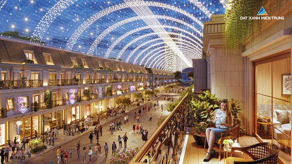 Đất Xanh Miền Trung tung giỏ hàng cuối cùng dự án Regal Pavillon - Ảnh 1.