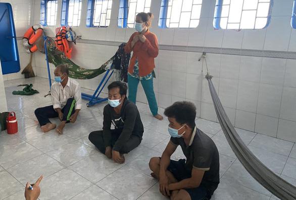 Lại phát hiện thêm 4 người nhập cảnh trái phép vào Phú Quốc - Ảnh 1.