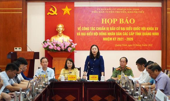 Quảng Ninh: 7.048 người ứng cử đại biểu Quốc hội và đại biểu HĐND các cấp - Ảnh 1.