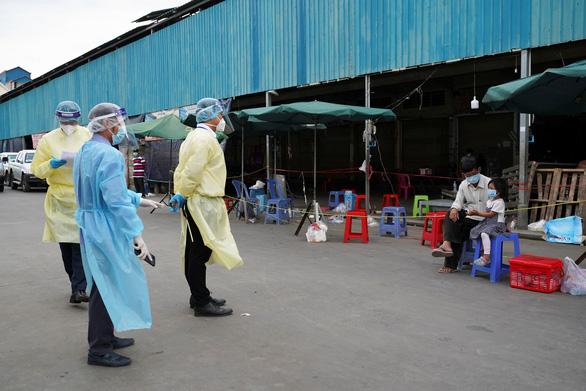 Chiều 22-4, Việt Nam thêm 4 ca COVID mới, số ca nhiễm tại Lào giảm - Ảnh 1.