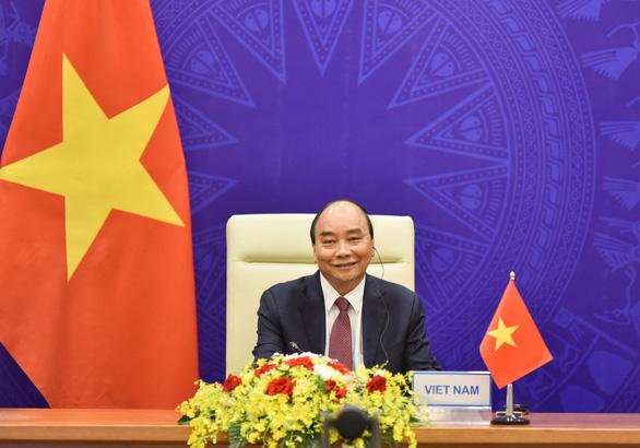 Chủ tịch Nguyễn Xuân Phúc tham dự Hội nghị thượng đỉnh về khí hậu - Ảnh 1.