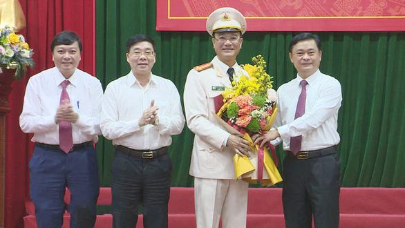 Giám đốc Công an tỉnh Bắc Ninh làm giám đốc Công an tỉnh Nghệ An - Ảnh 1.