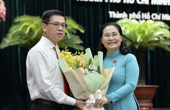 Chủ tịch UBND quận 1 làm phó chủ tịch HĐND TP.HCM - Ảnh 1.