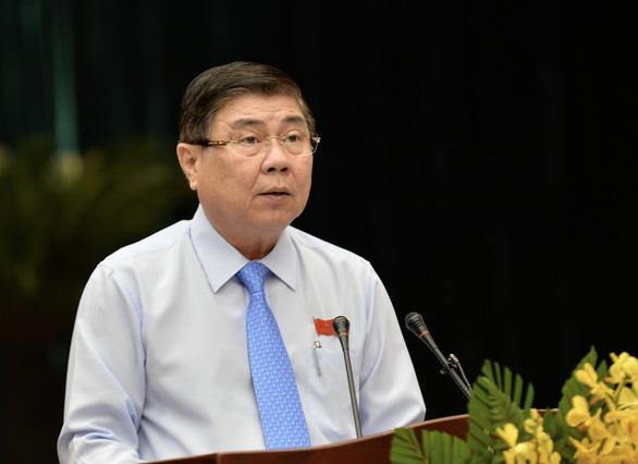 Chủ tịch UBND TP.HCM Nguyễn Thành Phong ứng cử HĐND TP tại quận 1 - Ảnh 1.