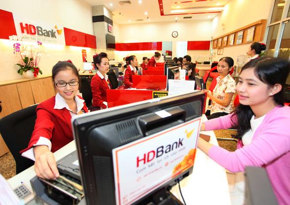 Quý 1 HDBank lãi trên 2.100 tỉ đồng, tăng 68%, thu dịch vụ tăng cao - Ảnh 1.