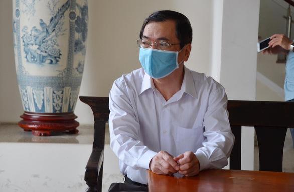 Cựu bộ trưởng Vũ Huy Hoàng nói sức khỏe yếu, xin được ngồi trong lúc xét xử - Ảnh 2.