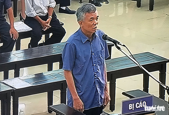 Cựu bộ trưởng Vũ Huy Hoàng phủ nhận trách nhiệm quản lý Sabeco - Ảnh 2.