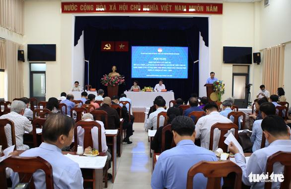 Danh sách 37 người ứng cử đại biểu Quốc hội khóa XV của TP.HCM - Ảnh 1.