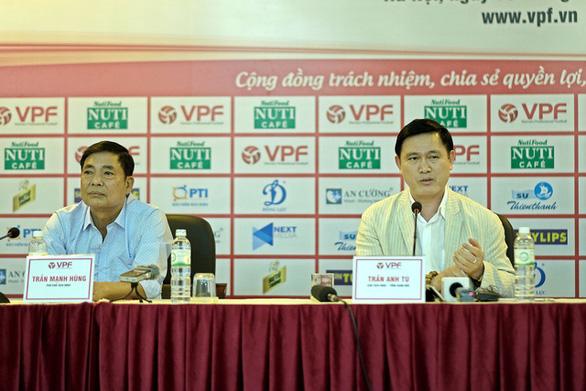 Ông Trần Mạnh Hùng sẽ phải rời ghế thành viên hội đồng quản trị Công ty VPF - Ảnh 1.
