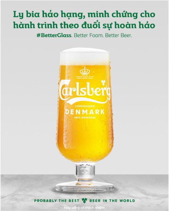 'Theo đuổi sự hoàn hảo' cho những trải nghiệm bia trọn vẹn - Ảnh 3.