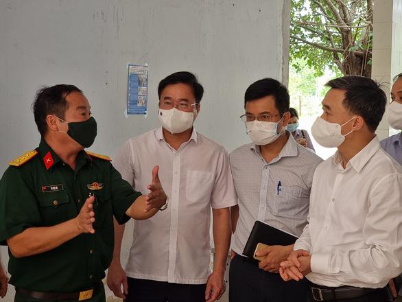 Chiều 23-4: Việt Nam thêm 6 ca mắc COVID-19, một ca nhập cảnh trái phép từ Campuchia - Ảnh 1.