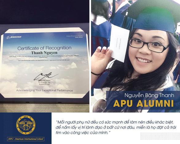 Trường quốc tế Hoa Kỳ APU - hơn 30 năm kết nối giáo dục trọng điểm Hoa Kỳ - Ảnh 3.