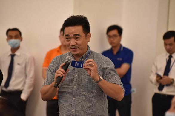 Ông Dương Công Minh: 'Sacombank sẽ bán 32,5% vốn cho nước ngoài năm 2022' - Ảnh 2.
