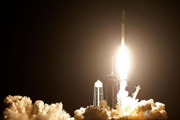 Những điều chưa biết về 4 phi hành gia vừa lên vũ trụ - Ảnh 1.