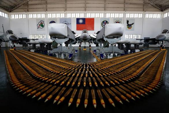 Nhật vừa tuyên bố không can dự, Đài Loan nói sẽ tự bảo vệ nếu bị tấn công - Ảnh 1.