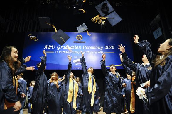 Trường quốc tế Hoa Kỳ APU - hơn 30 năm kết nối giáo dục trọng điểm Hoa Kỳ - Ảnh 1.