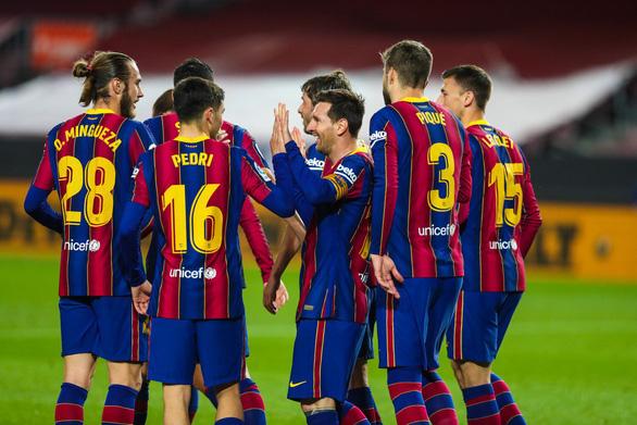 Barcelona tuyên bố ở lại siêu giải đấu Super League - Ảnh 1.