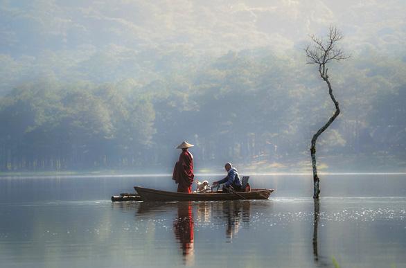 Chiêm nghiệm triết lý sâu sắc của nhà Phật qua những bức ảnh đẹp - Ảnh 4.