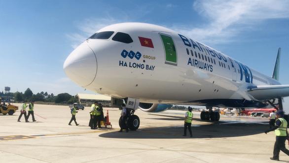 Bamboo Airways được cấp slot bay thẳng thường lệ tới Mỹ - Ảnh 1.