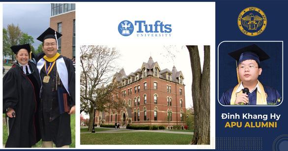 Trường quốc tế Hoa Kỳ APU - hơn 30 năm kết nối giáo dục trọng điểm Hoa Kỳ - Ảnh 2.