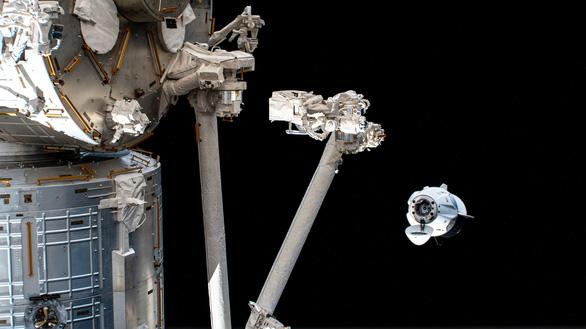 Những điều chưa biết về 4 phi hành gia vừa lên vũ trụ - Ảnh 4.