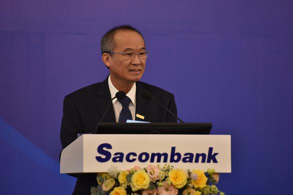 Ông Dương Công Minh: 'Sacombank sẽ bán 32,5% vốn cho nước ngoài năm 2022' - Ảnh 1.