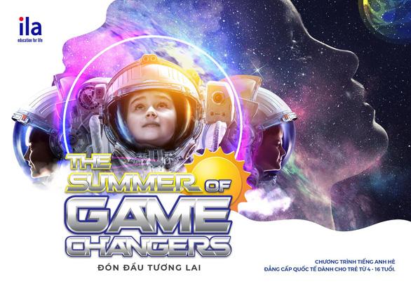 ILA ra mắt chương trình tiếng Anh hè cho trẻ  4-16 tuổi - Ảnh 1.